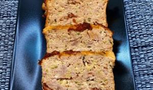 Cake au thon à la courgette