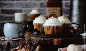 Cupcakes au pumpkin
