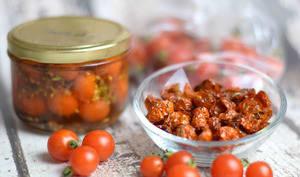 Conserver des tomates cerises