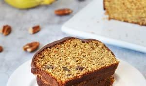 Cake à la farine de pois chiche