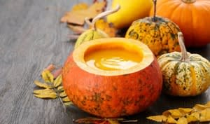 Velouté de Courge butternut Fit