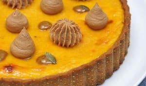 Pumpkin Spice Pie