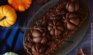 Le pumpkin bread