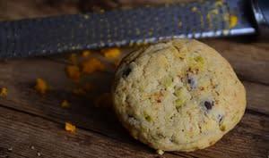 Cookies Orange et Pistache