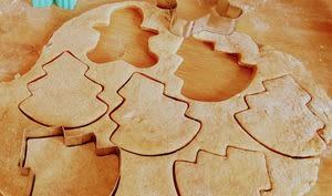 Biscuits au glaçage citron