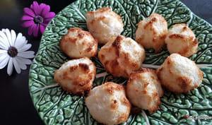 Rochers coco amandes