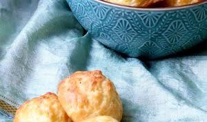 Gougères à la truffe