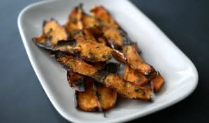 Chips de potimarron
