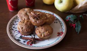 Petits moelleux pommes épices