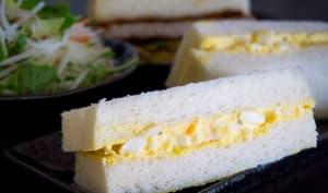 Sandwich japonais aux œufs