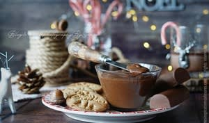 Pâte à tartiner au chocolat gianduja