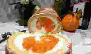 Roulé Mandarine