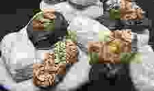 Biscuits chocolat noix bergamote