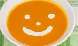 Soupe facile de potimarron