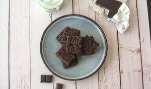 Brownie chocolat Keto