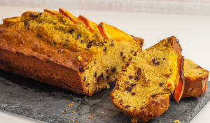 Gâteau du matin au chocolat et à l'orange