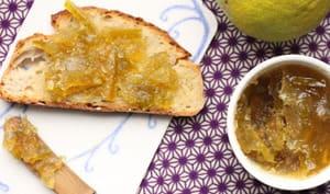 Marmelade 100% bergamote italienne