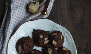 Biscuits Chocolat Amande