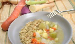 Blanquette de légumes