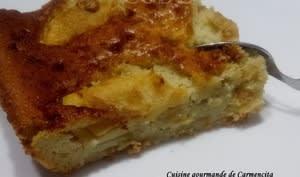 Gâteau ricotta et pommes