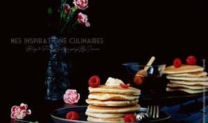 Pancakes americains au babeurre