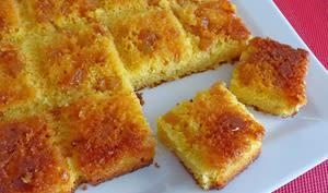 Gâteau aux agrumes de Menton