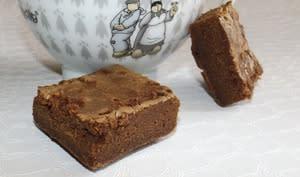 Fondant au chocolat aux petits suisses
