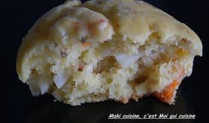 Mini cake surimi et miettes de crabe