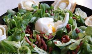 Salade bérichonne