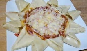 Les galettes étoilées façon pizza