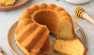 Gâteau moelleux au miel