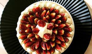 La tarte aux figues de Dame Vanille