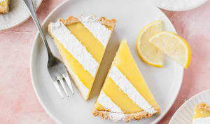 Tarte au citron simple