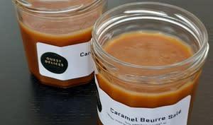 Caramel au beurre salé d'un maître crêpier