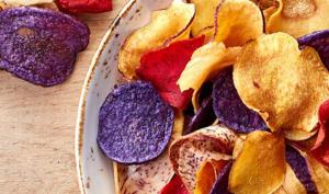 Chips de légumes