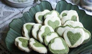Biscuits sablés pour la saint Valentin
