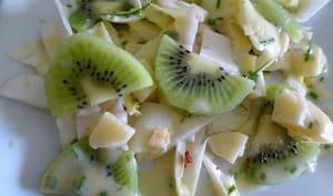 Salade d'endives au kiwi