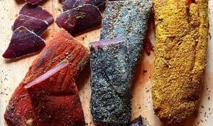 Technique du salage sous-vide pour viande salée puis séchée