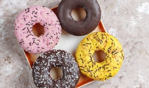 3 glaçages pour vos donuts