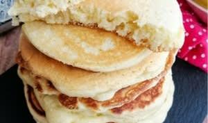 Les véritables pancakes américains