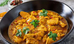Poulet Curry Indien