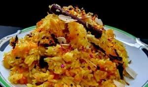 Riz persan
