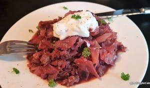 Ragoût des 2 choux à la viande et à la sauce tomate
