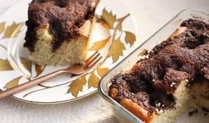 Gâteau brioché danois à la cannelle