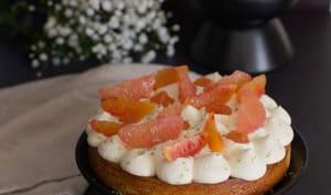 La tarte aux agrumes
