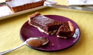 Tarte au Toblerone