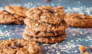 Cookies sans gluten à la purée d'amande