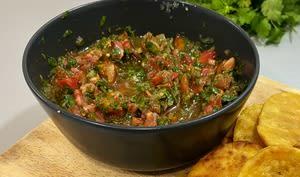 Pebre chilien