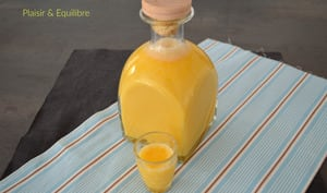 Liqueur d'œuf