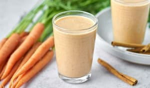 Smoothie de carottes